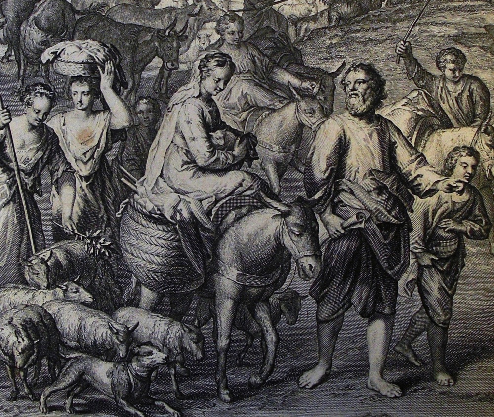 The_Phillip_Medhurst_Picture_Torah_77._Abraham_leaves_for_Canaan._Genesis_cap_12._Hoet (1).jpg