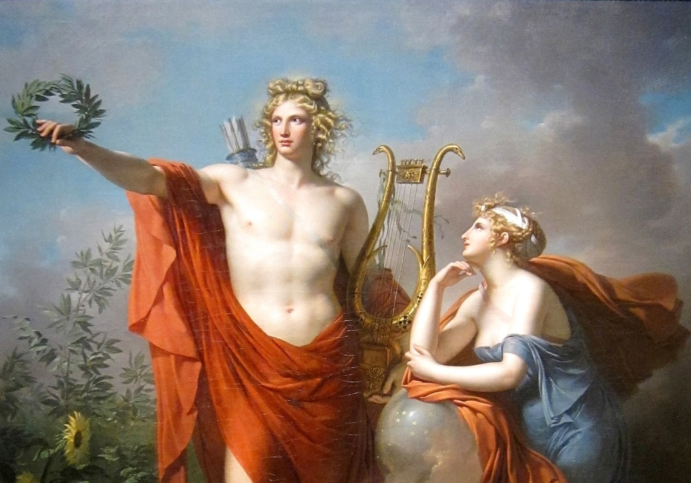 Apollo,_God_of_Light,_Eloquence,_Poetry_and_the_Fine_Arts_with_Urania,_Muse_of_Astronomy_-_Charles_Meynier.jpg